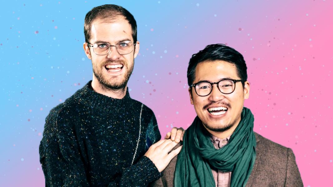 Daniel Kwan and Daniel Scheinert