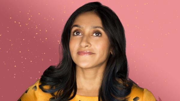 Aparna Nancherla comedian